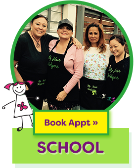 Book Appointment –School