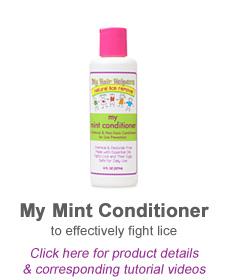 My Mint Conditioner