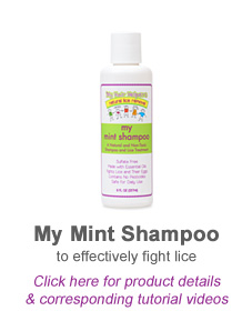 My Mint Shampoo