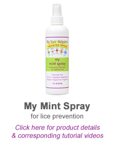 My Mint Spray