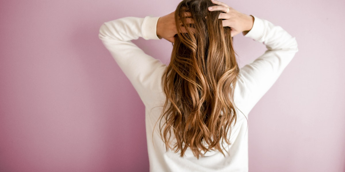 hair itching after lice treatment