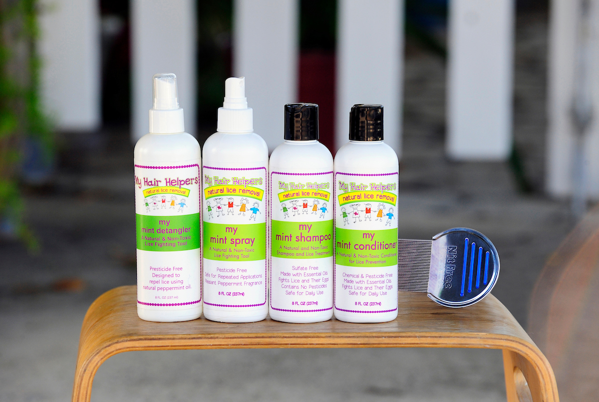 My Hair Helpers products