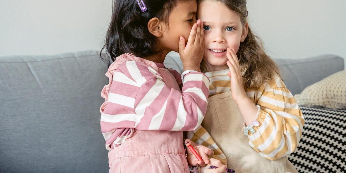 children with super lice